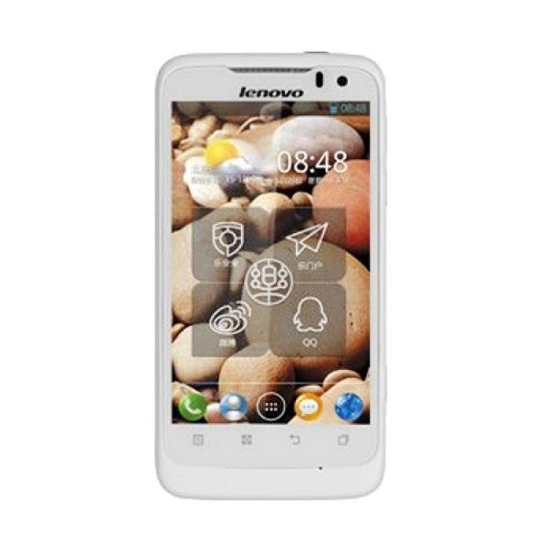 Lenovo P700i Putih Smartphone