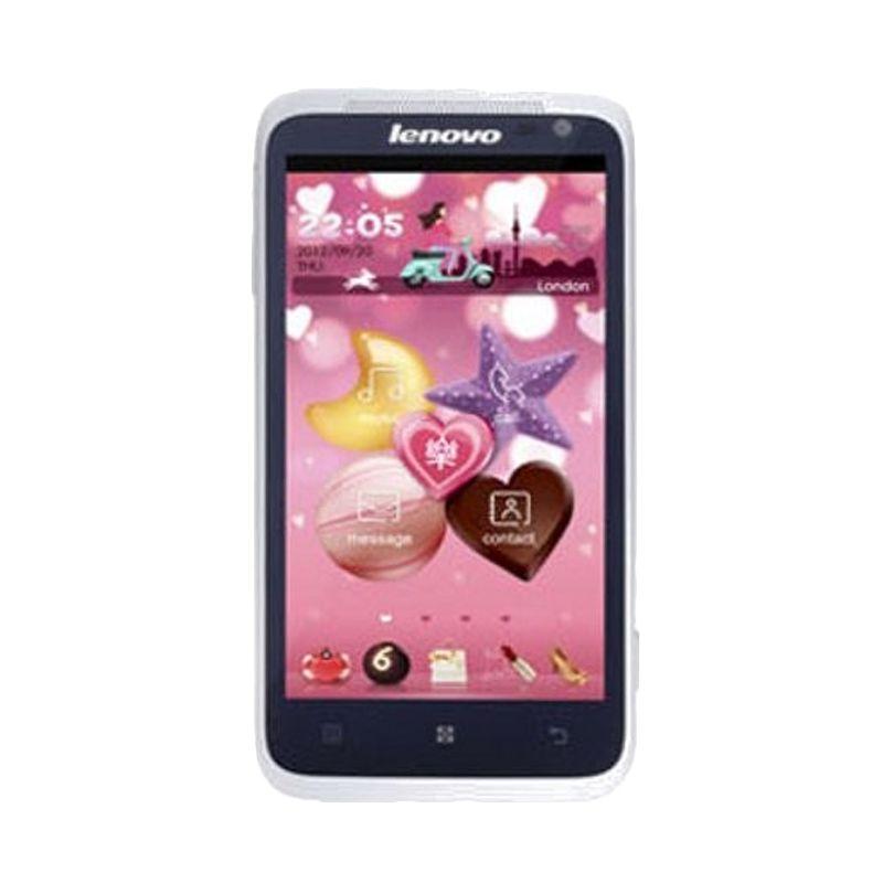 Lenovo S720 Putih Smartphone