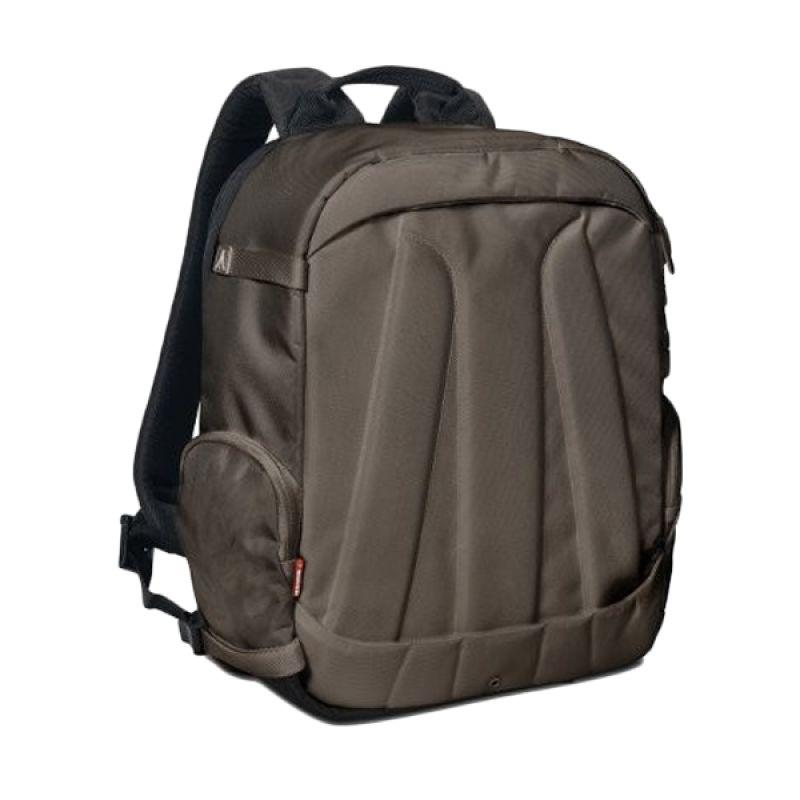 Manfrotto Veloce V Coklat Backpack Tas Kamera