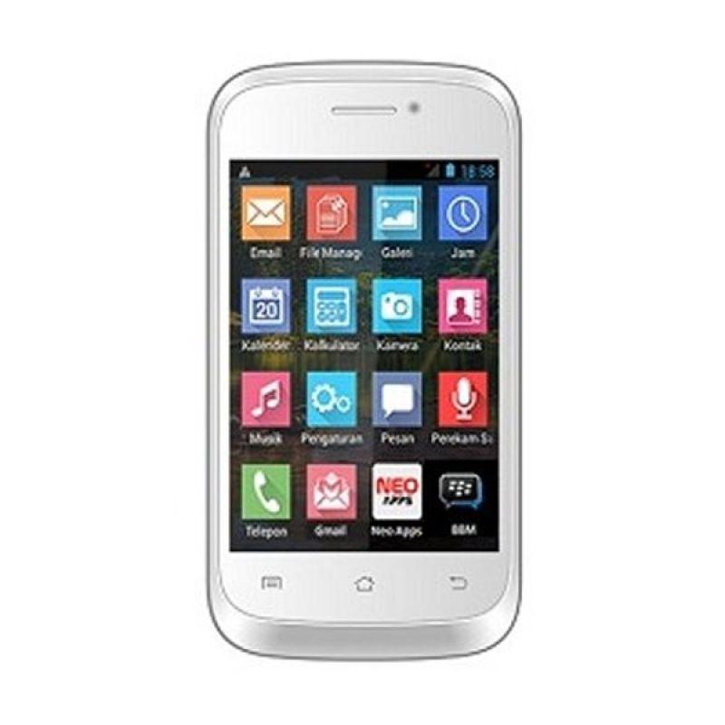 Mito A313 Fantasy Lite Putih Smartphone