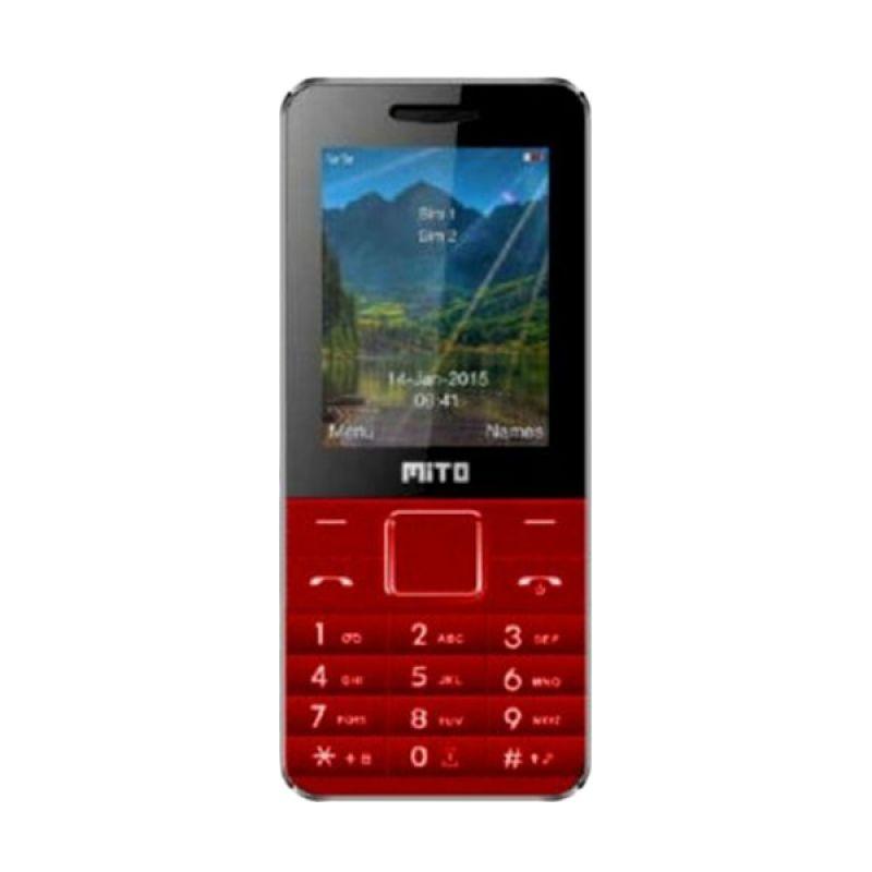 Mito 125 Merah Handphone