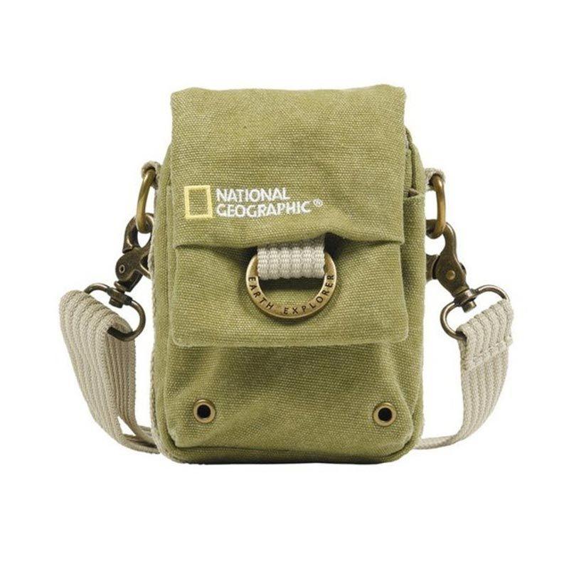 National Geographic 1153 Khaki Medium Pouch Tas Kamera