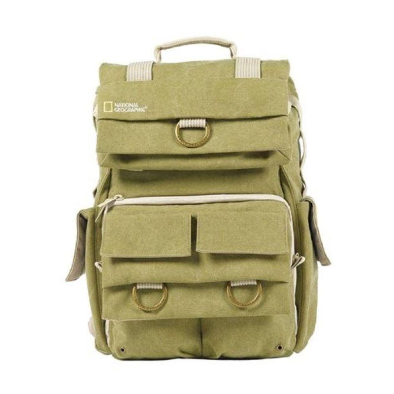 National Geographic 5160 Khaki Backpack Tas Kamera [Medium]