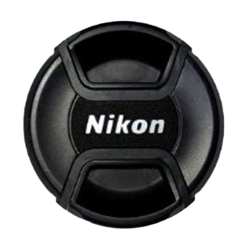 Nikon 67mm Hitam Lens Cap