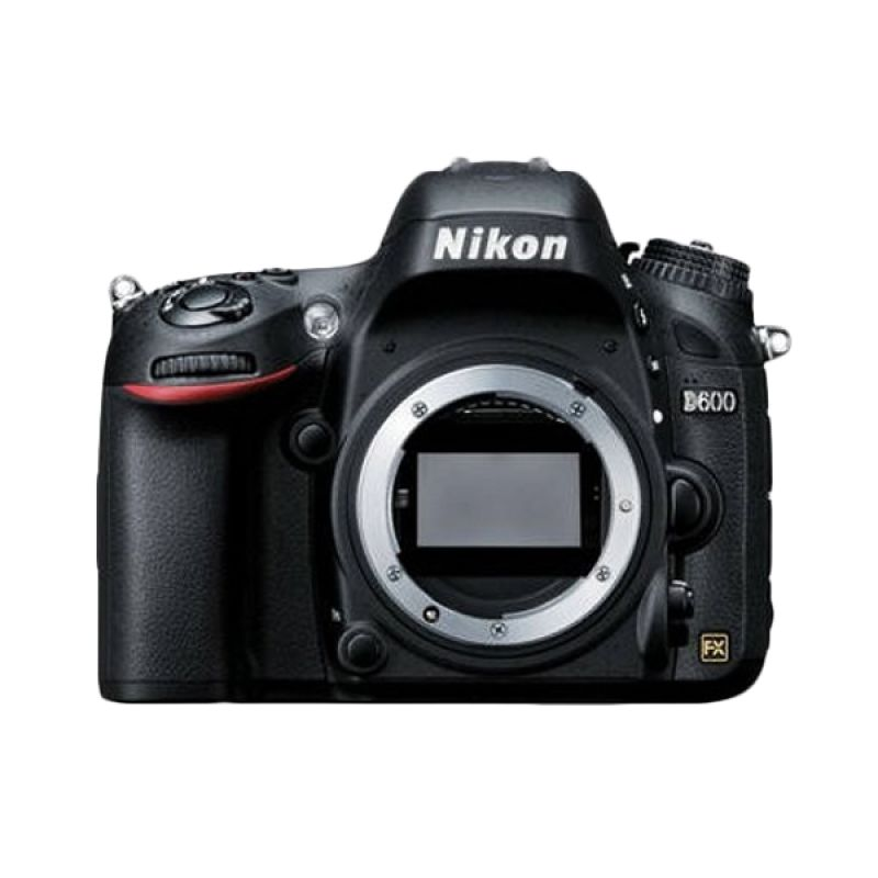 Nikon D600 Kamera DSLR [Body Only]