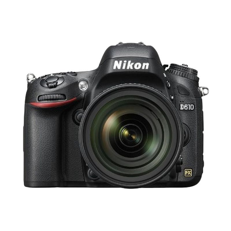 Nikon D610 24-85mm Kit VR Kamera DSLR