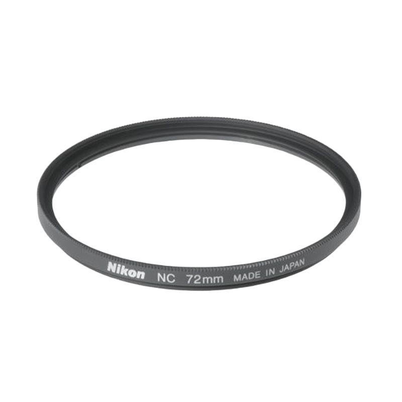 Nikon NC 72mm Filter Lensa