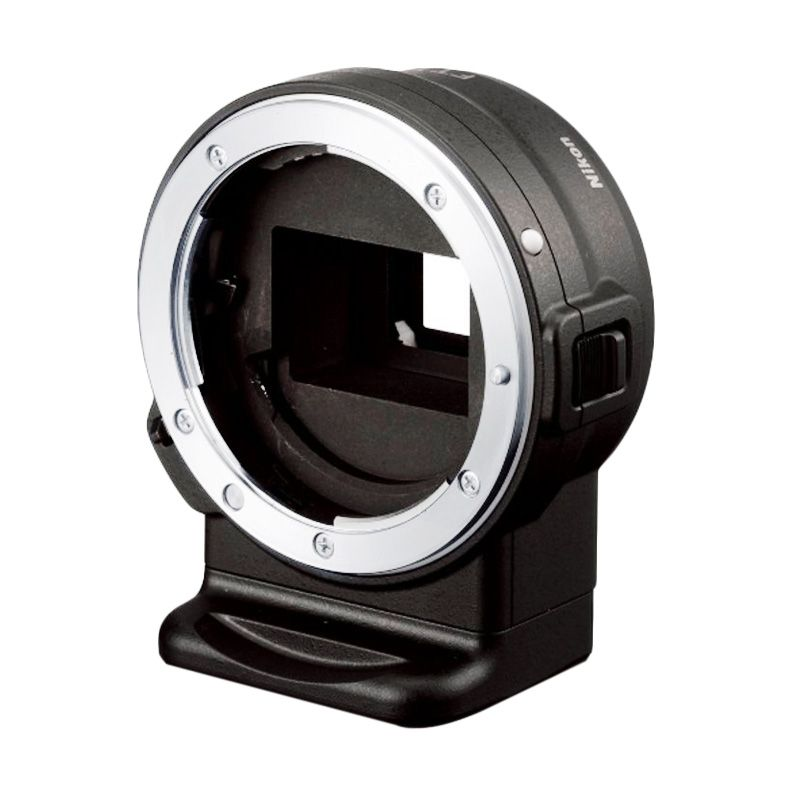 Nikon FT1 Hitam Mount Adapter