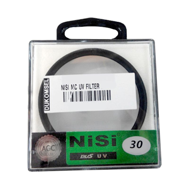 Nisi MC UV 30 mm Filter Lensa Kamera