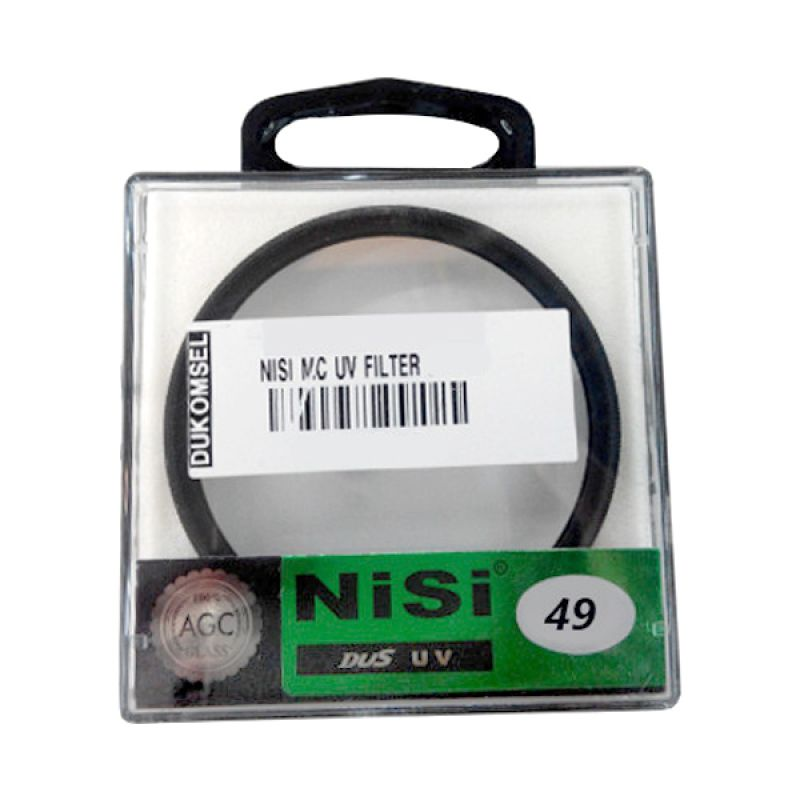 Nisi MC UV 49 mm Filter Lensa Kamera