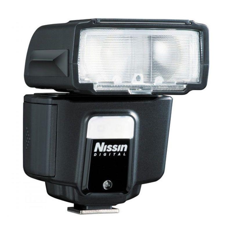 Nissin i40 Hitam Flash For Canon