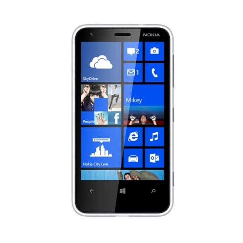 Nokia Lumia 620 Putih Smartphone