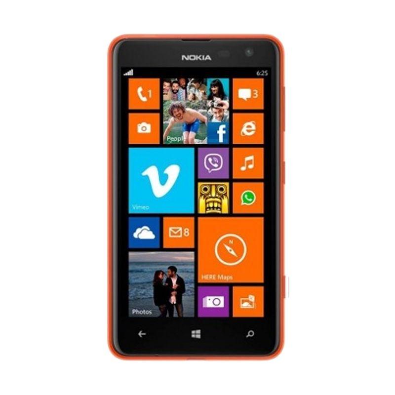 Nokia Lumia 625H Windows Phone Orange Handphone
