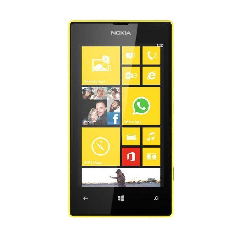 Nokia Lumia 720 Windows Kuning Smartphone