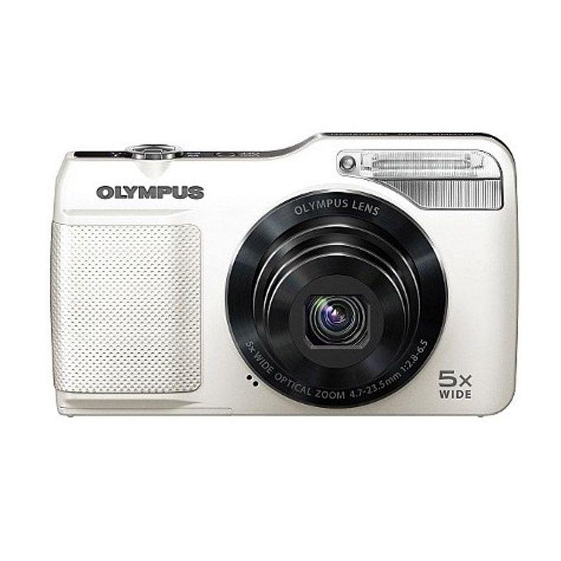 Olympus VG-170 Putih Kamera Pocket