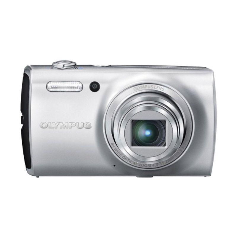 Olympus VH-510 Silver Kamera Pocket
