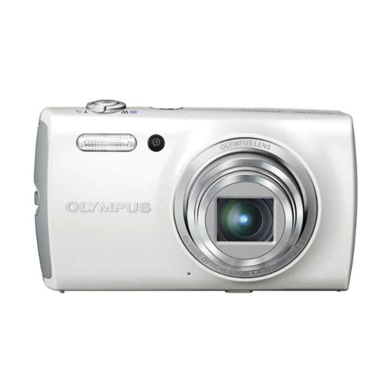 Olympus VH-510 Putih Kamera Pocket