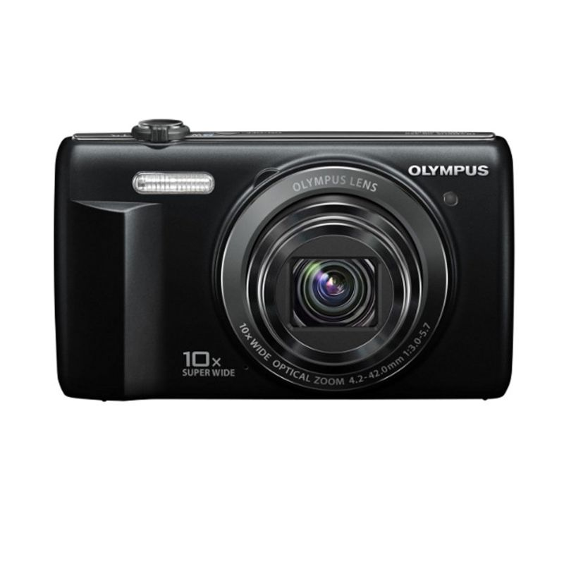 Olympus VR-350 Hitam Kamera Pocket