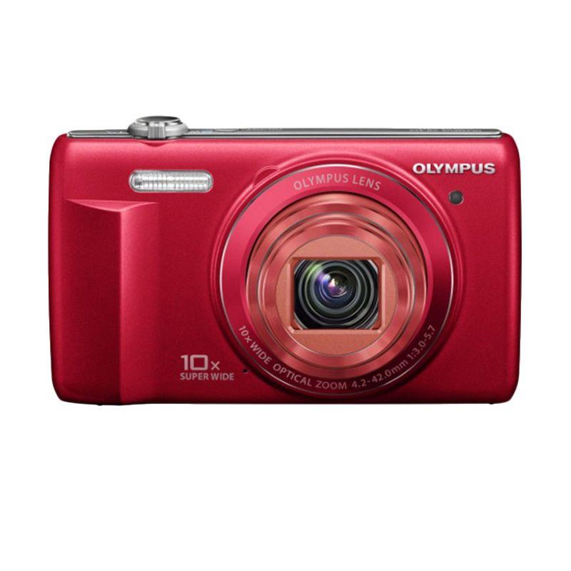 Olympus VR-350 Red Kamera Pocket