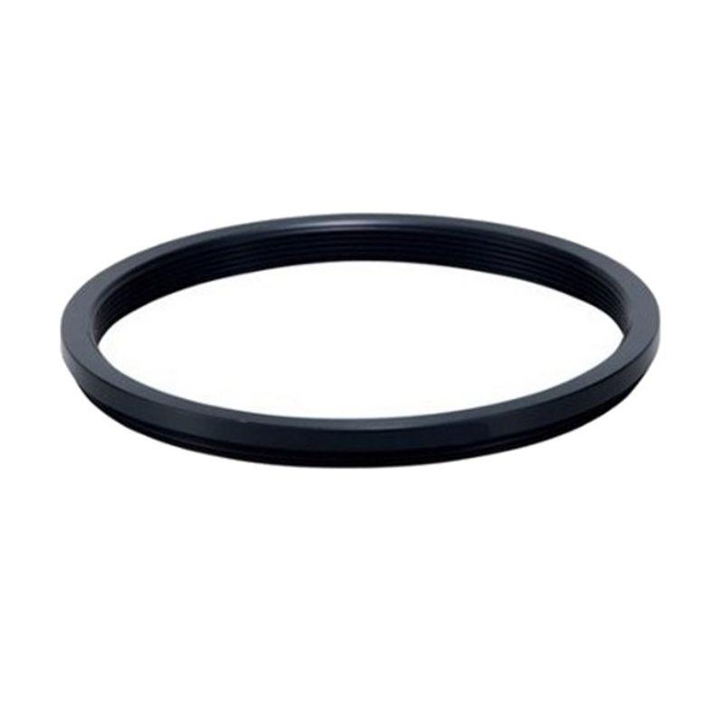 Optic Pro 49-43mm Hitam Step Down Ring Aksesoris Kamera