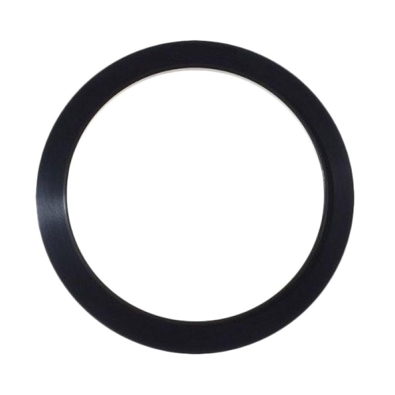 Optic Pro 55mm Hitam Adapter Ring Filter Lensa