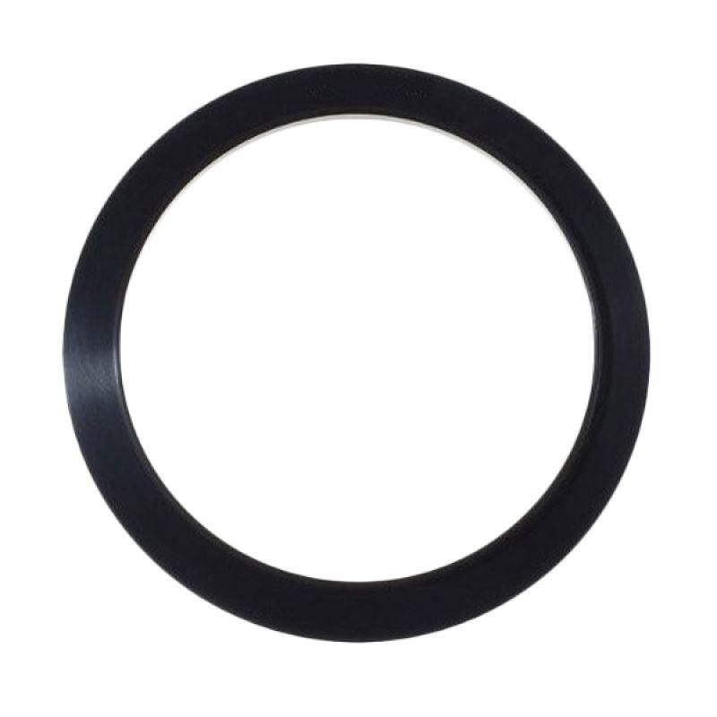 Optic Pro 82mm Hitam Adapter Ring Filter Lensa