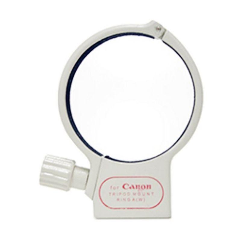 Optic Pro Collar Type A Putih Tripod