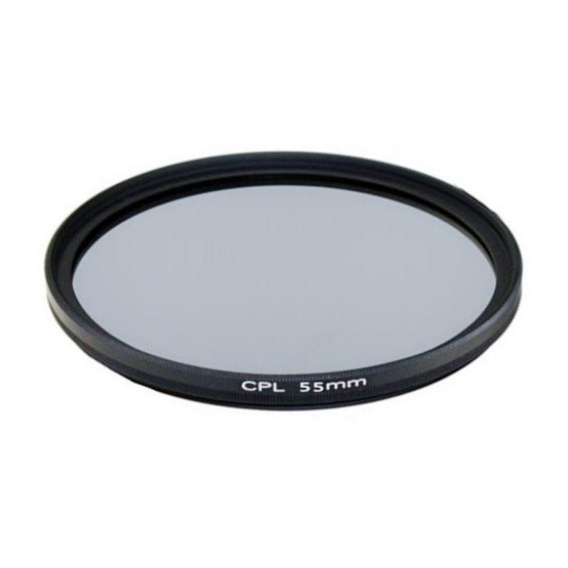 Optic Pro CPL 55mm Filter Lensa