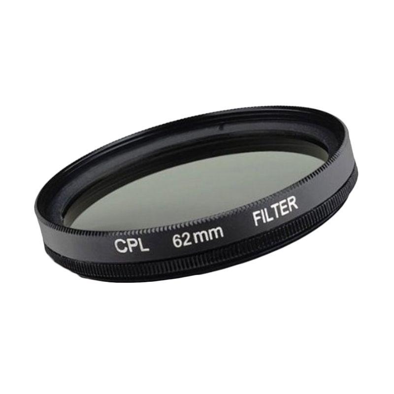 Optic Pro CPL 62mm Filter Lensa
