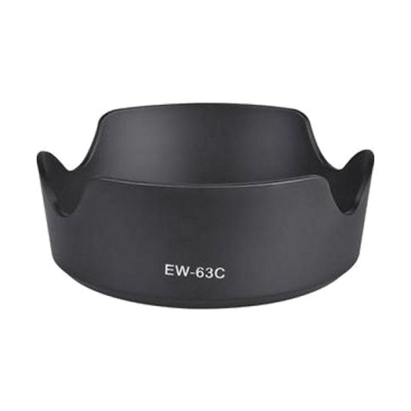 Optic Pro EW-63C Hitam Camera Lens Hood