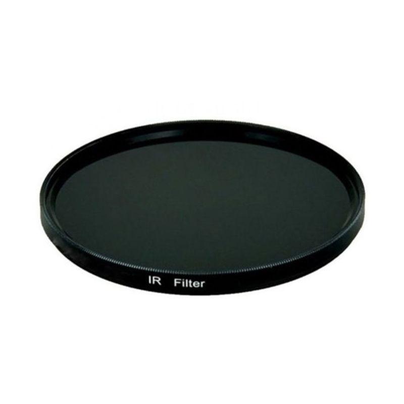 Optic Pro Filter Infrared IR 680 52mm Hitam Filter Lensa Camera