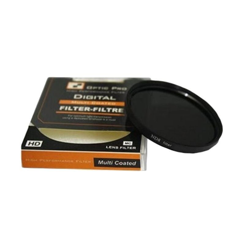 Optic Pro ND08 77mm Filter Lensa