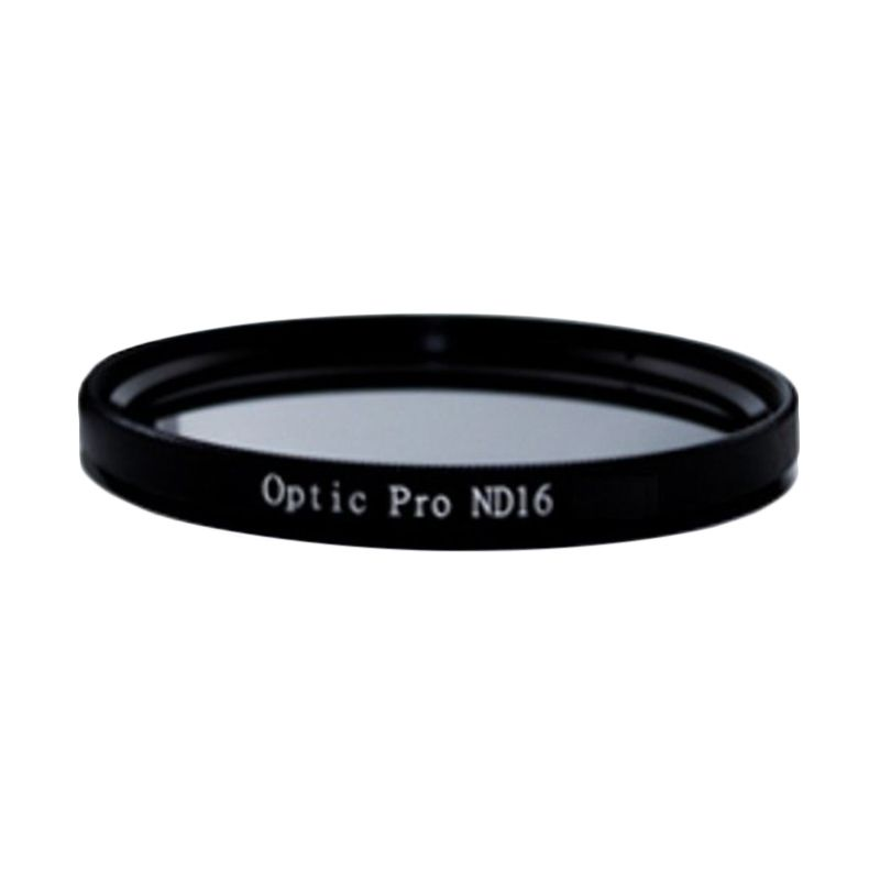 Optic Pro ND16 62mm Filter Lensa