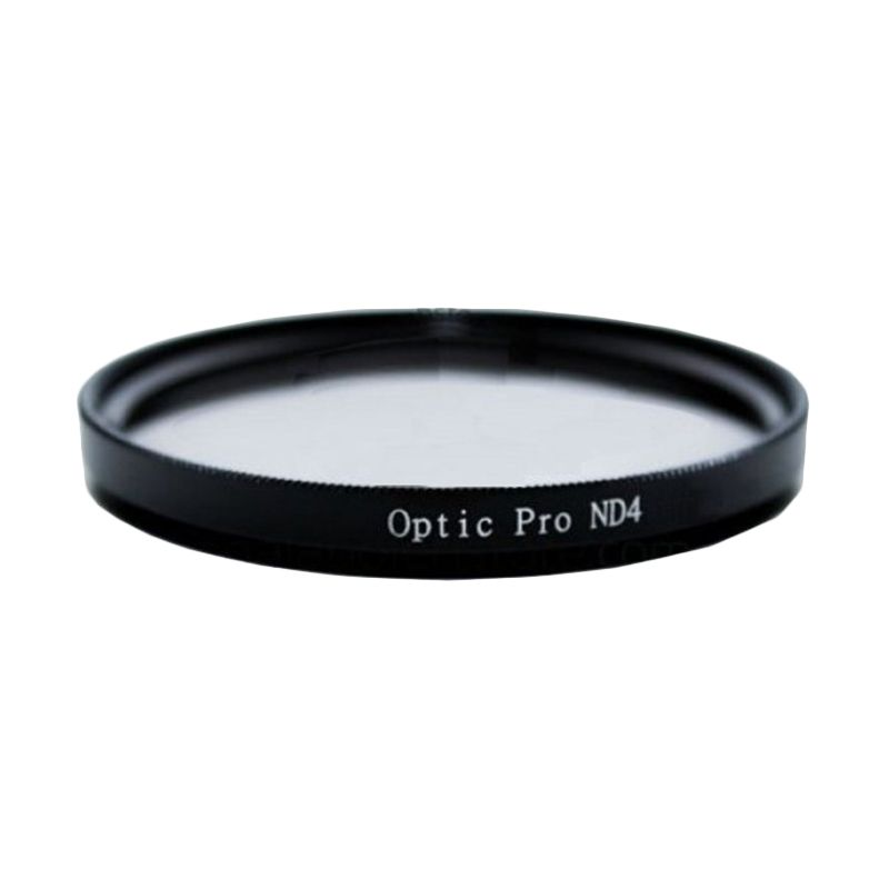 Optic Pro ND4 55mm Filter Lensa