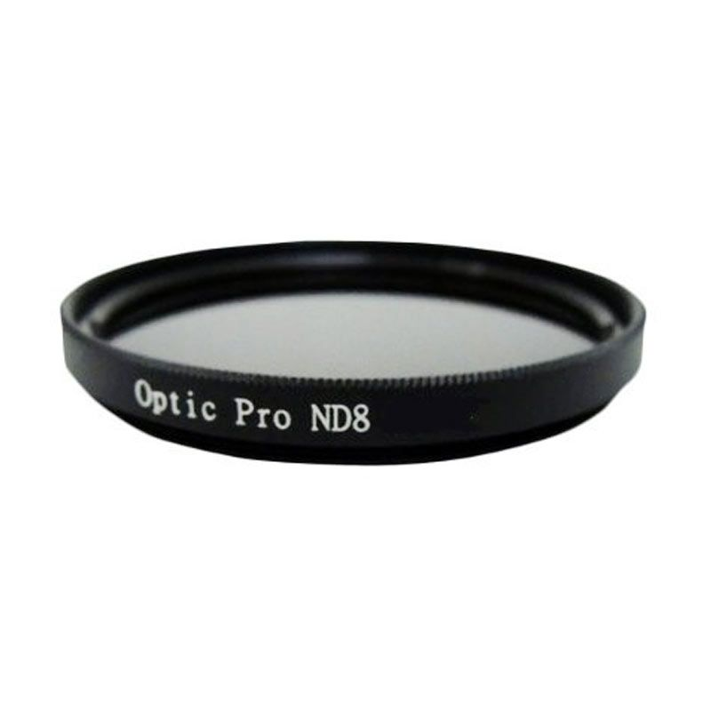 Optic Pro Netral Density 08 67mm Filter Lensa