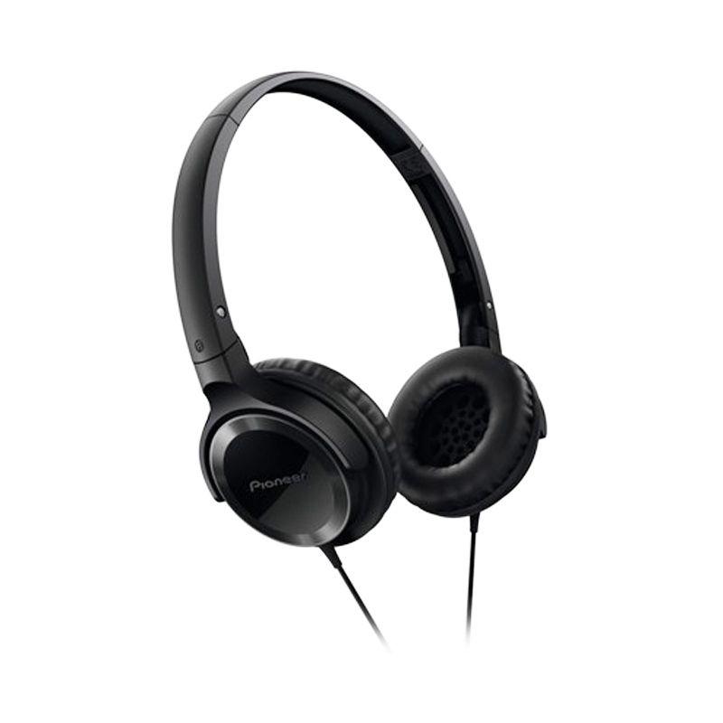 Pioneer SE-MJ502 Hitam Headset