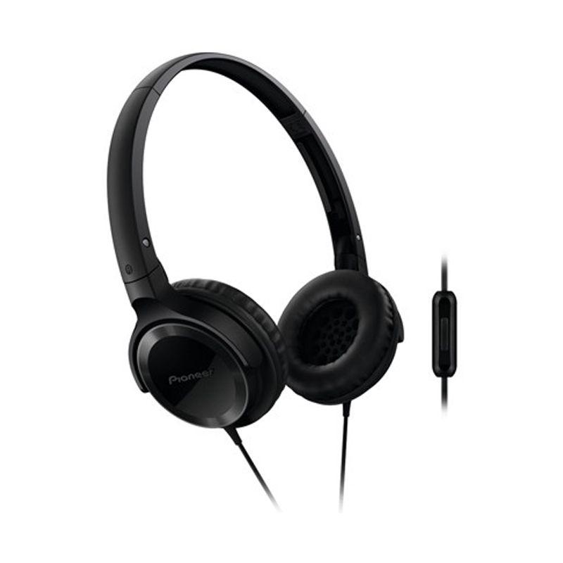 Pioneer SE-MJ502T Hitam Headset