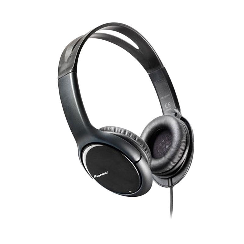 Pioneer SE-MJ711 Hitam Headset