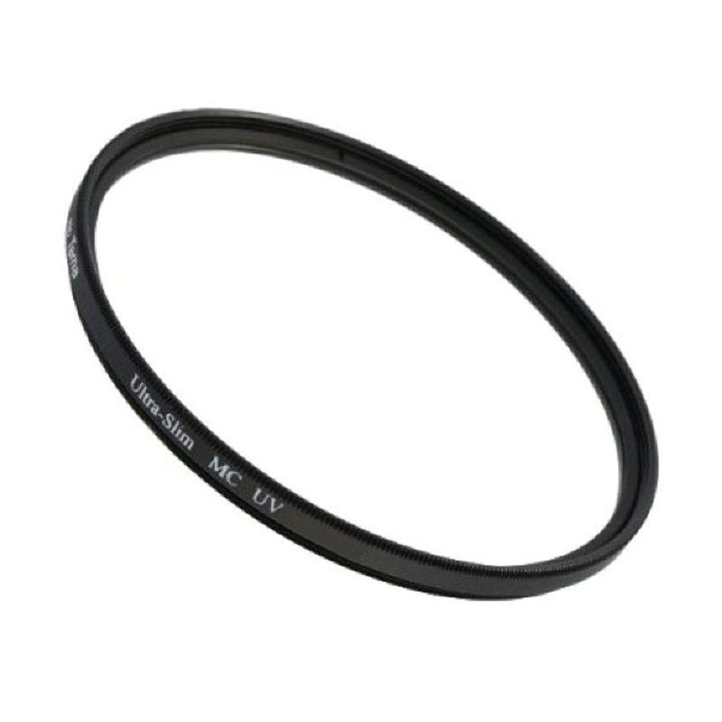 ProTama Slim UV 58mm Hitam Filter Lensa