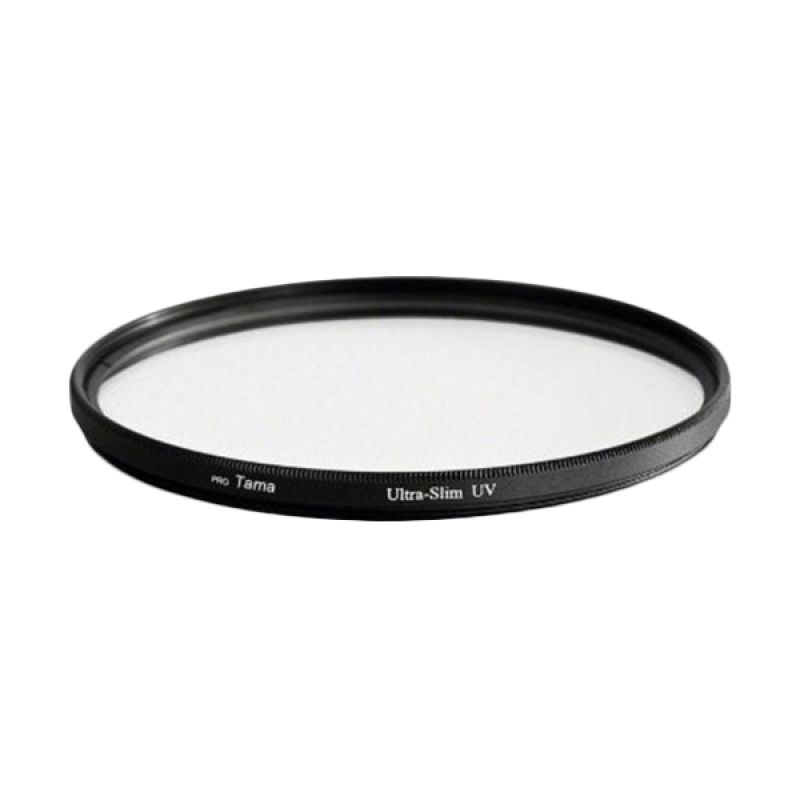 Protama Ultra Slim UV 67mm Hitam Filter Lensa