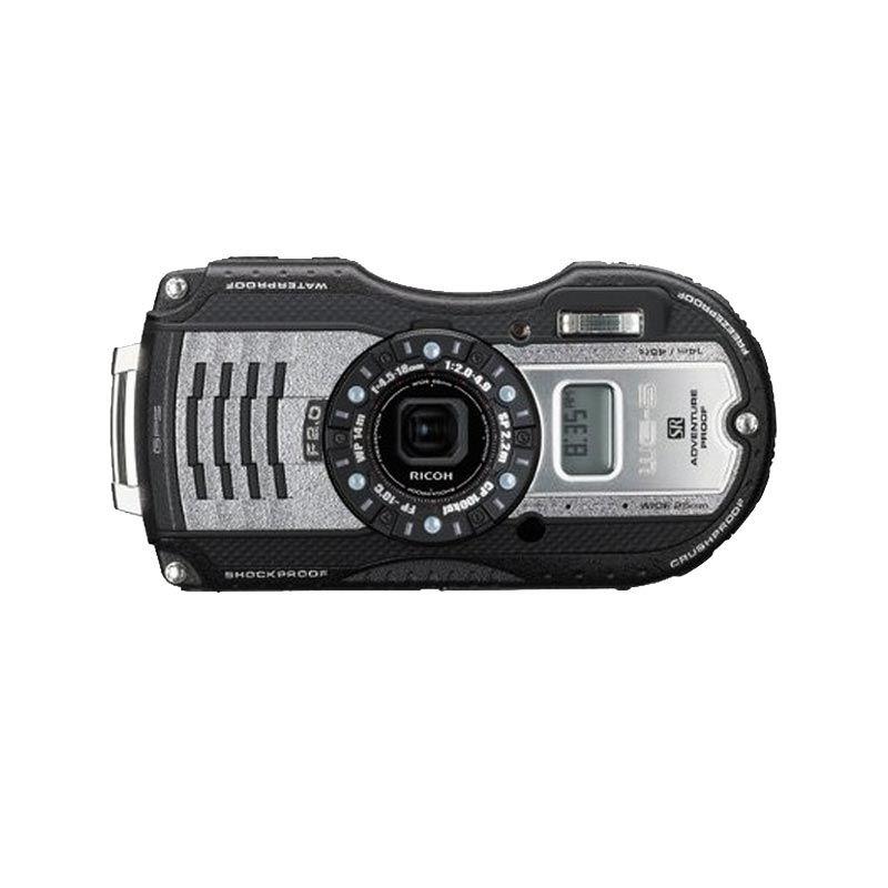 Ricoh GPS WG 5 Silver Kamera Pocket