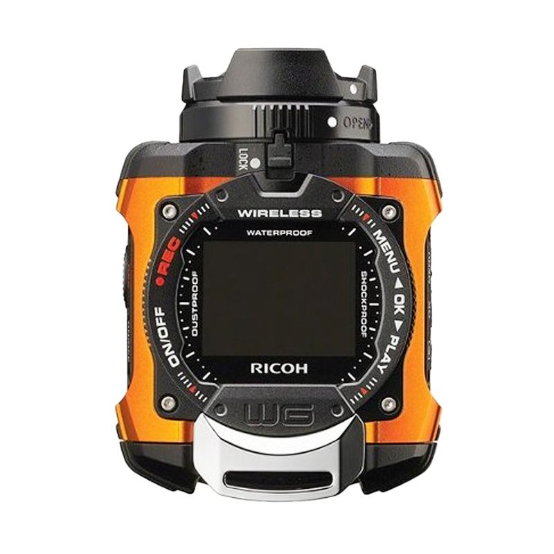 Ricoh WG M1 Orange Action Cam