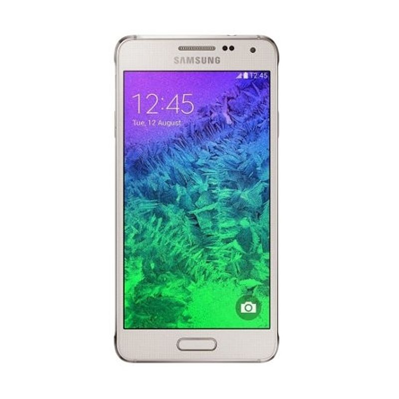 Samsung Galaxy Alpha SM-G850F Putih Smartpone