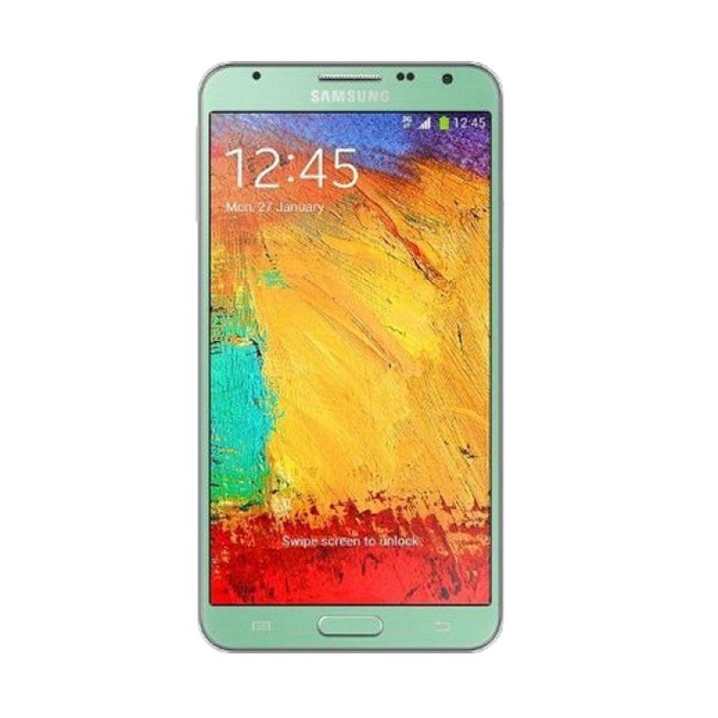 Samsung Galaxy Note 3 Neo SM-N750 Hijau Smartphone