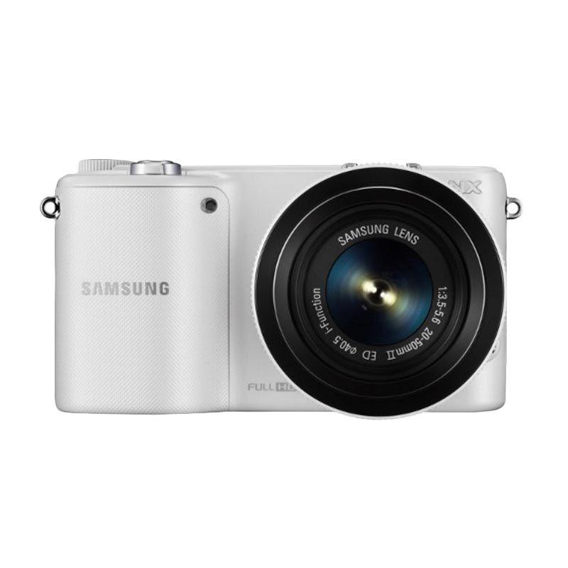 Samsung NX2000 Putih Kamera Mirrorless