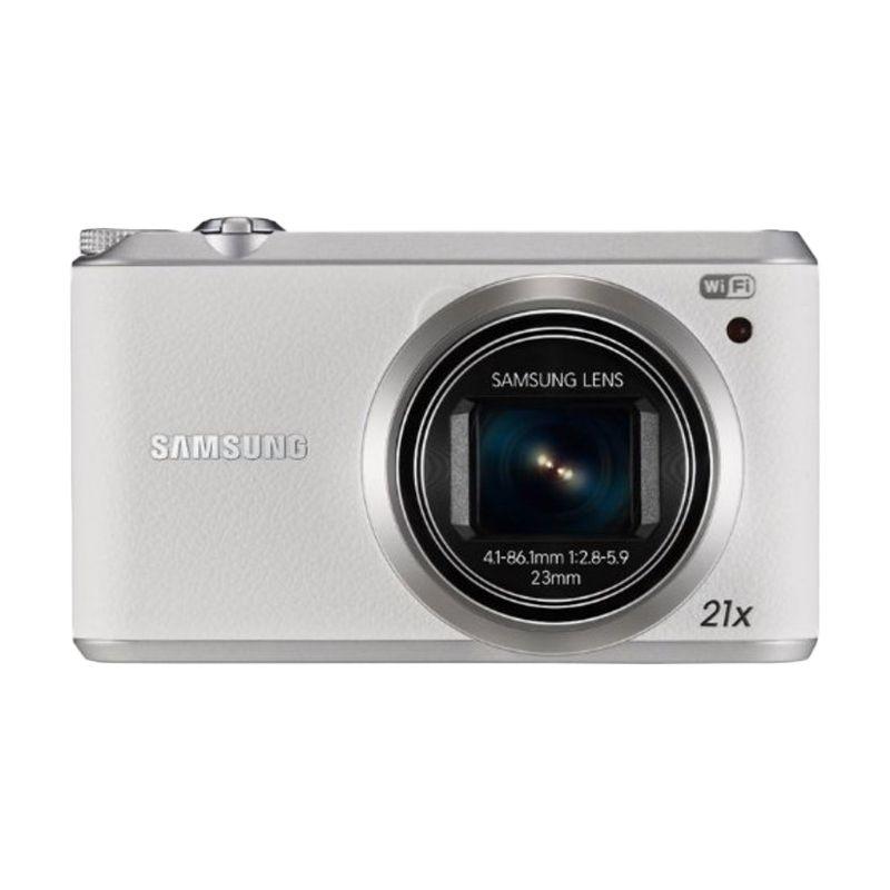 Samsung WB 350F Putih Kamera Pocket