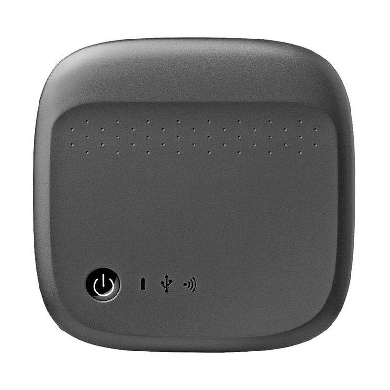 Seagate Wireless Mobile Storage [500GB]