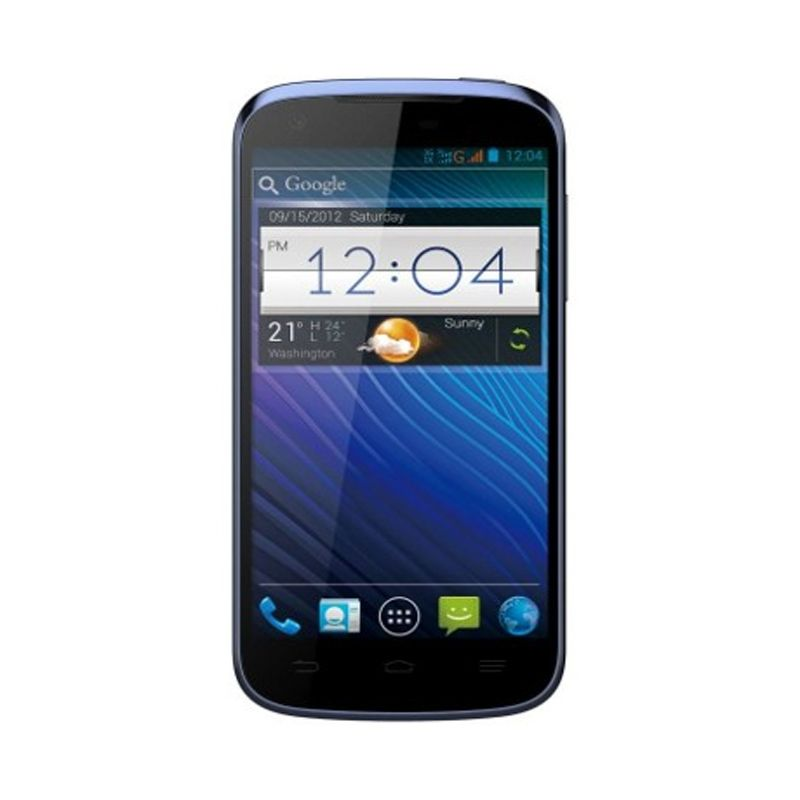 Smartfren Andromax V n986 Biru Smartphone [4 GB]