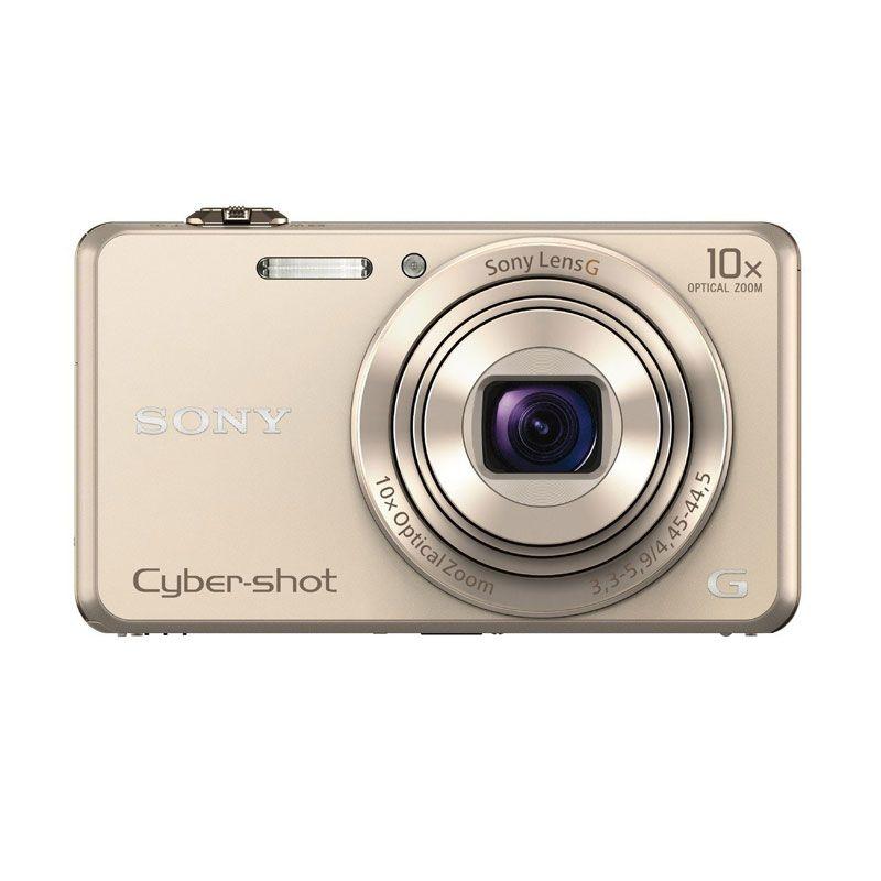 Sony Cyber-shot DSC-WX220 SI Gold Kamera Pocket