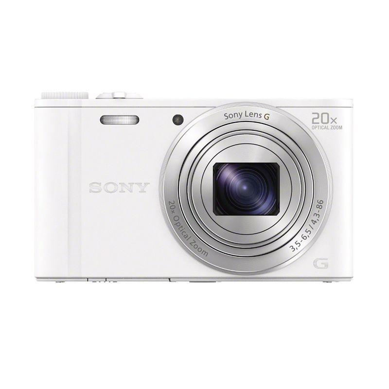 Sony Cybershot DSC-WX350 Putih Kamera Pocket